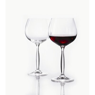 Erik Bagger Opera Burgundy Glass (Set of 2)