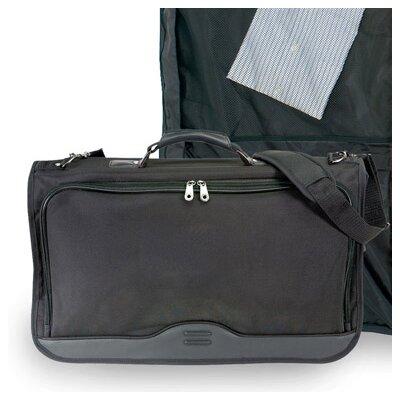 Ballistic Nylon Tri-fold Carry-On Garment Bag
