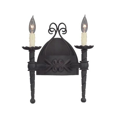Designers Fountain Alhambra 2 Light Vanity Light