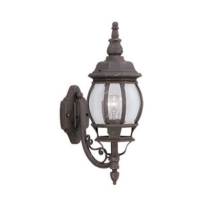 Designers Fountain Riviera Cast Wall Lantern