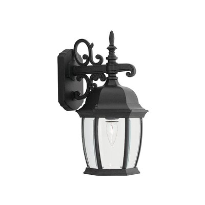 Designers Fountain Tiverton 1 Light Outdoor Wall Lantern