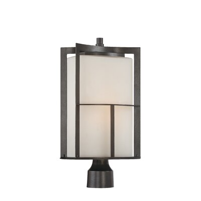 Designers Fountain Braxton 1 Light Post or Hanging Lantern