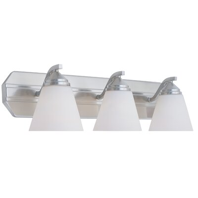 Designers Fountain Piazza 3 Light Bath Vanity Light