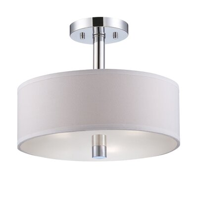 Designers Fountain Cordova 3 Light Semi-Flush Mount