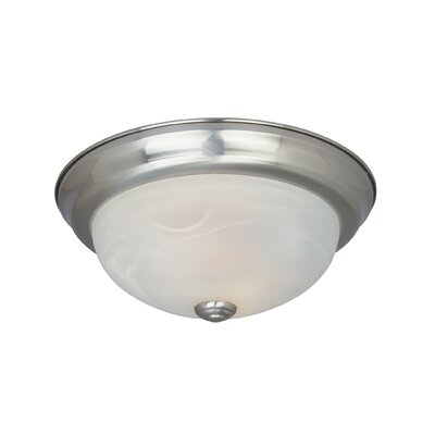Designers Fountain Lunar ES Energy Star Flush Mount