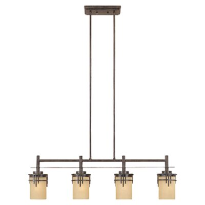 Designers Fountain Mission Ridge  Island Pendant