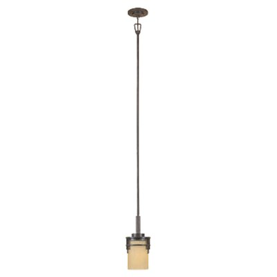 Mission Ridge 1 Light Mini Pendant