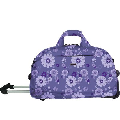 "J World 20"" 2-Wheeled Carry-On  Duffel"