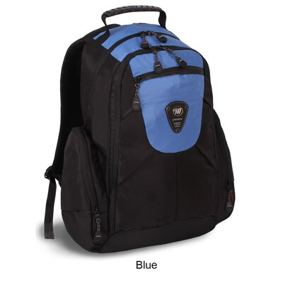 J World Vista Laptop Backpack