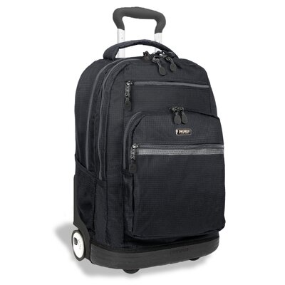 Sundance II Laptop Rolling Backpack