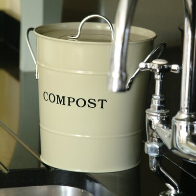 Exaco .1 Cu. Ft. Compost Bucket