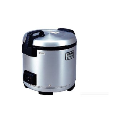 Tiger 20 Cup Electric Rice Cooker and Warmer