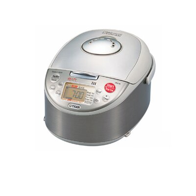 10 Cup LCD Warmer Rice Cooker