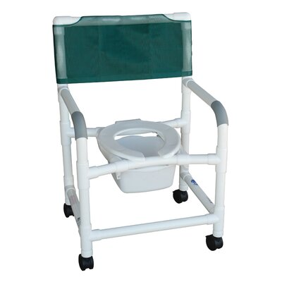 MJM International Deluxe Shower Chair