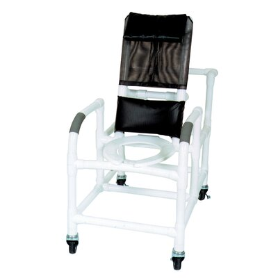 MJM International Reclining Shower Chair