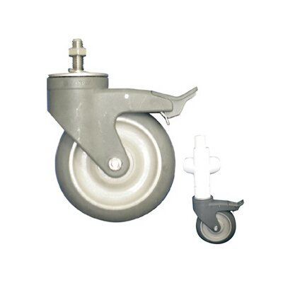 MJM International Replacement MRI Casters