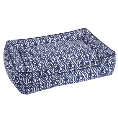Jax & Bones Waverlee Lounge Bolster Dog Bed