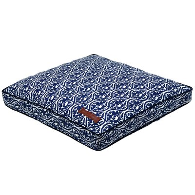 Jax and Bones Waverlee Rectangular Dog Pillow