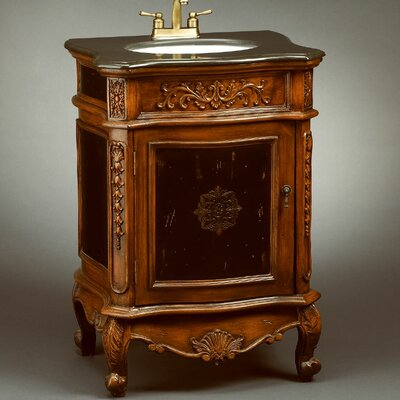 "AA Importing 26"" Antique Style Vanity Set"