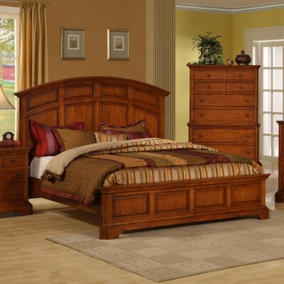 Pennsylvania Country Panel Bed