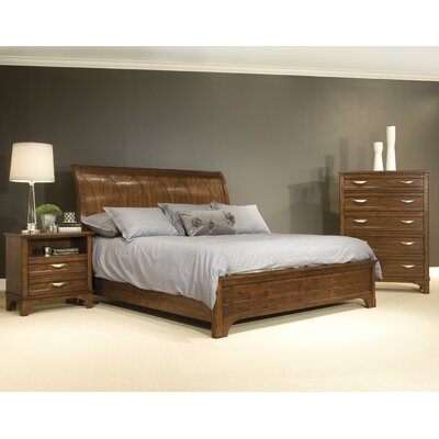 kathy ireland Home by Vaughan Radiance Sleigh Bedroom Collection