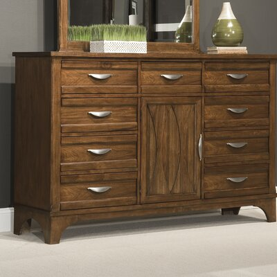 kathy ireland Home by Vaughan Radiance 9 Drawer Dresser