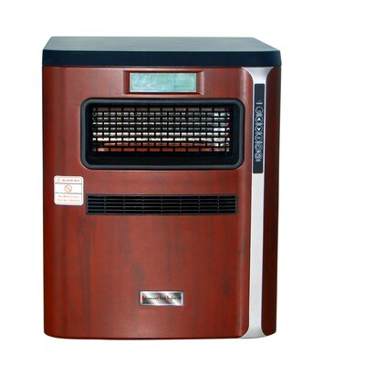 Advanced Tech Infrared Heat Pure Plus Four Function Infrared Cabinet Space Heater