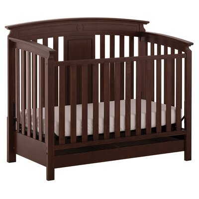 Status Furniture 800 Series Convertible Crib