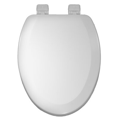 Professional Grade Molded Wood Elongated Toilet Seat