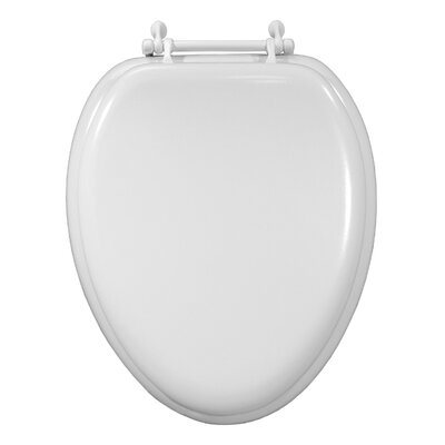 Beneke Magnolia Molded Wood Elongated Toilet Seat