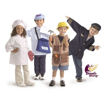 Brand New World Community Helper Costume Set