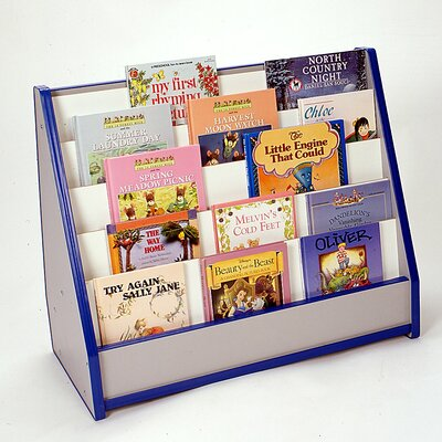 "Mahar Double Sided Toddler 32.5"" Book Display"