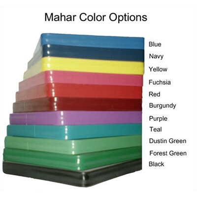Mahar Creative Colors Cubbie Unit