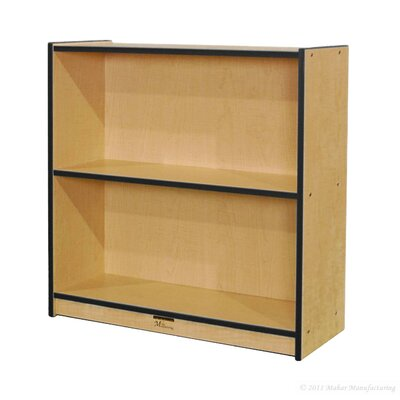 "Mahar 36"" Single-Sided Bookcase"