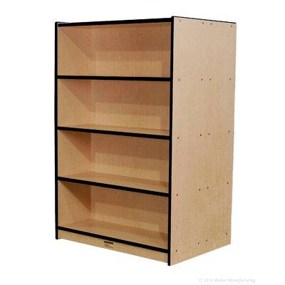 "Mahar Double-Sided 60"" Bookcase"