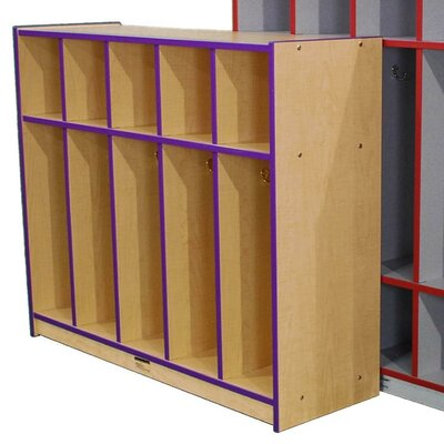 Mahar Child Locker with Top Cubbies