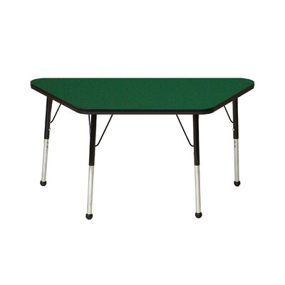 "Mahar 60"" x 30"" Trapezoid Table"