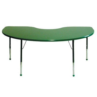 "Mahar 72"" x 48"" Kidney Table"