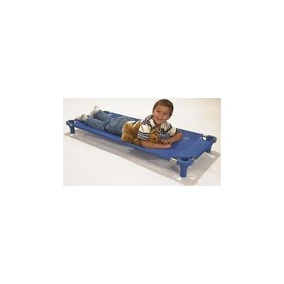 Mahar Solid Blue Cot Replacement Covers
