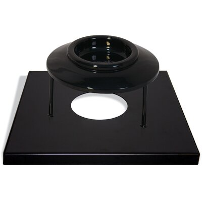 UltraSite 32 Gallon Flat Top Receptacle Lid