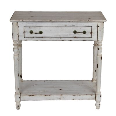 1 Drawer Reclaimed Console Table