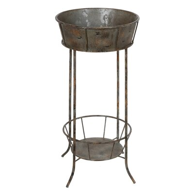 Tiered Metal Plant Stand Wayfair