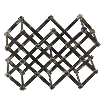 Privilege 8 Bottle Tabletop Wine Rack