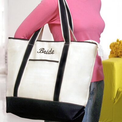<strong>Cathys Concepts</strong> Bride's Planning Tote Bag
