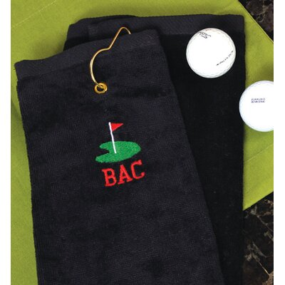 Cathys Concepts Personalized Golf Towel