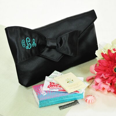 Cathys Concepts Bridesmaid Clutch with Survival Kit