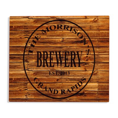 Brewery Bar Sign