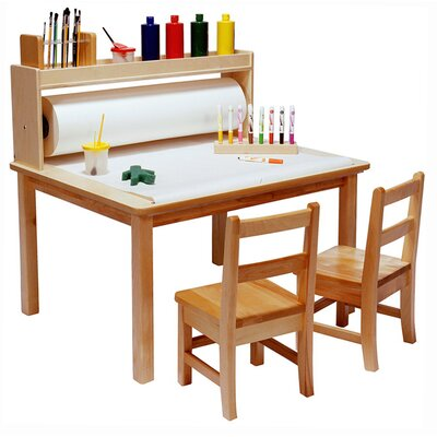 Steffy Wood Products Arts and Crafts Table