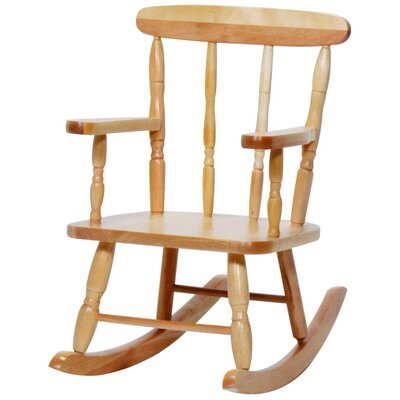 Steffy Wood Products Toddler Rocking Chair