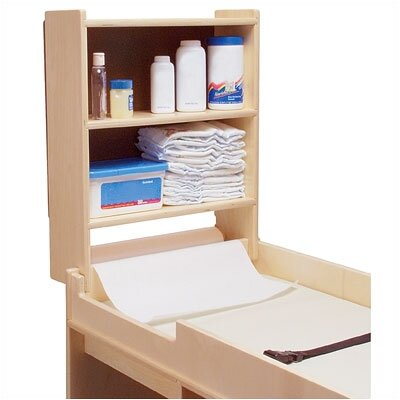 Steffy Wood Products Changing Table Paper Roll Holder